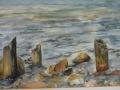 Aquarelle Landschaft